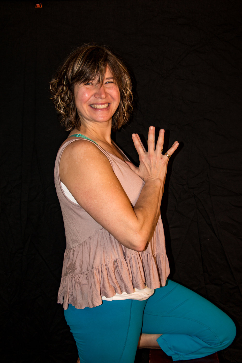 Star hatha yoga instructor teacher Anchorage
