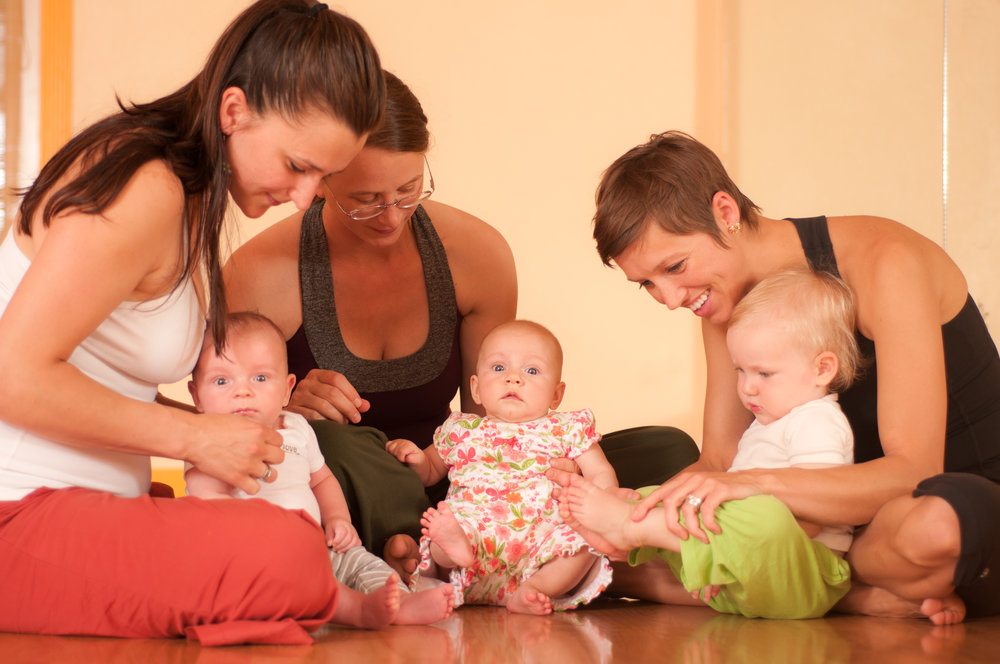 baby yoga camp open space winter parenting anchorage alaska yoga