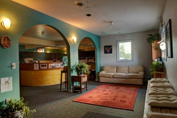 The warm and inviting studio can be rented for events, classes, and more   Rent the Studio
