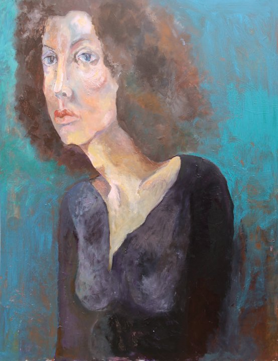"36""x48"" Oil on Canvas"
