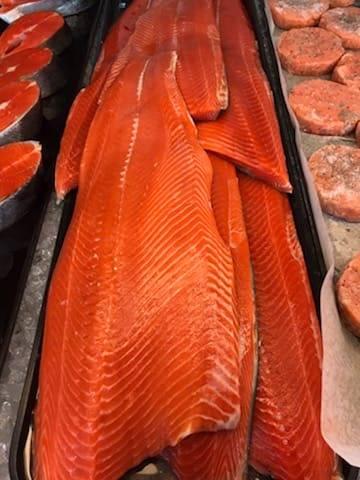 Photo credit: 1 Fish 2 Fish Market, Langley BC