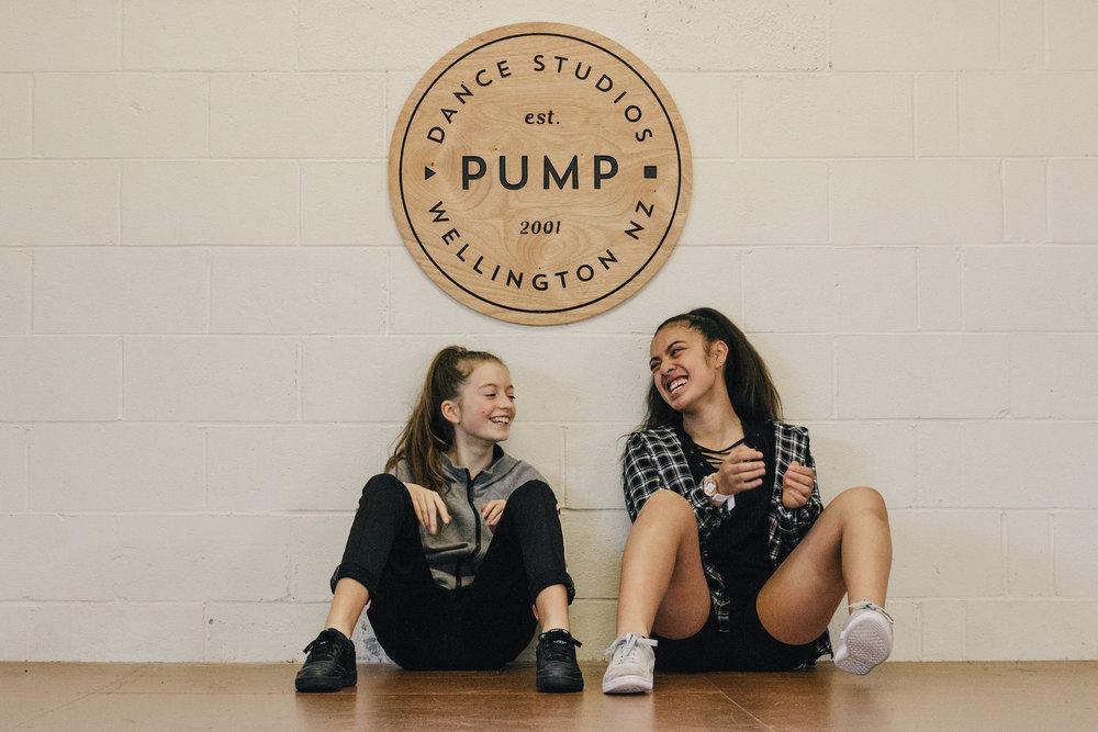 Pump Dance Studios Enrol