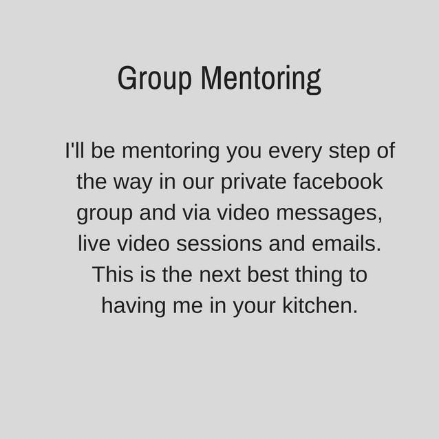 I Feel Good Adam Guthrie Plant Based Program Group Mentoring