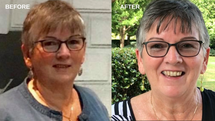 Karen Cornish I Feel Good Plant Based Program Before and after.jpg