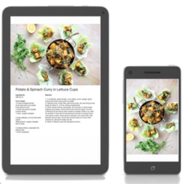 Whole Food Plant Based Recipes - I Feel Good Magazine.jpg