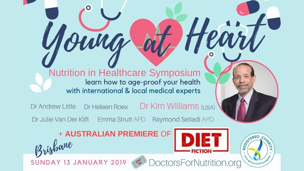Kim Williams YOUNG AT HEART - Nutrition Symposium, Brisbane I Feel Good magazine YT images.jpg