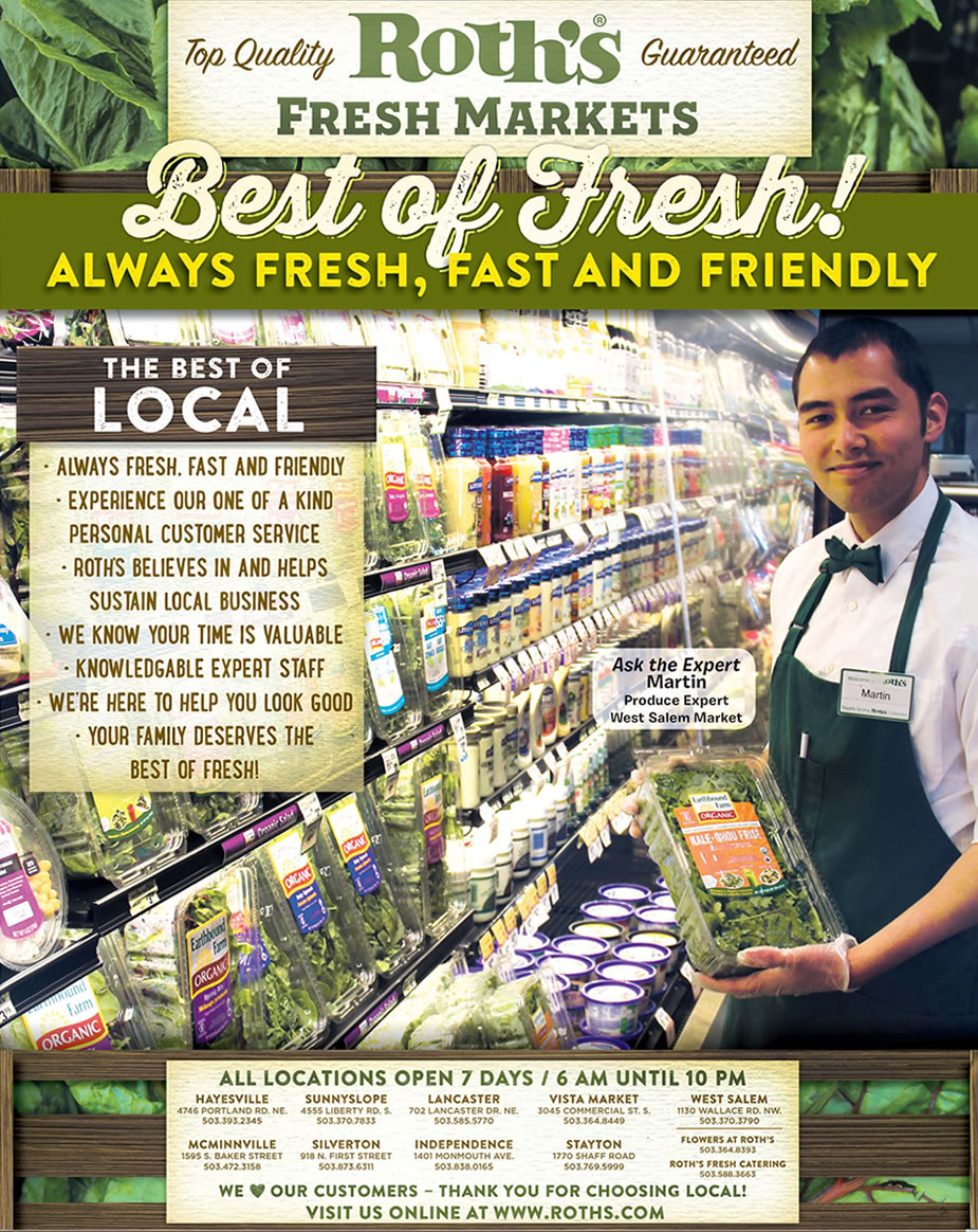 Roth's Fresh Markets