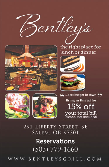 Bentley's Grill Salem