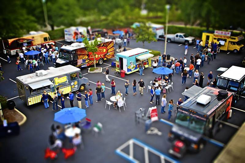 Salem Magazine: Food Trucks
