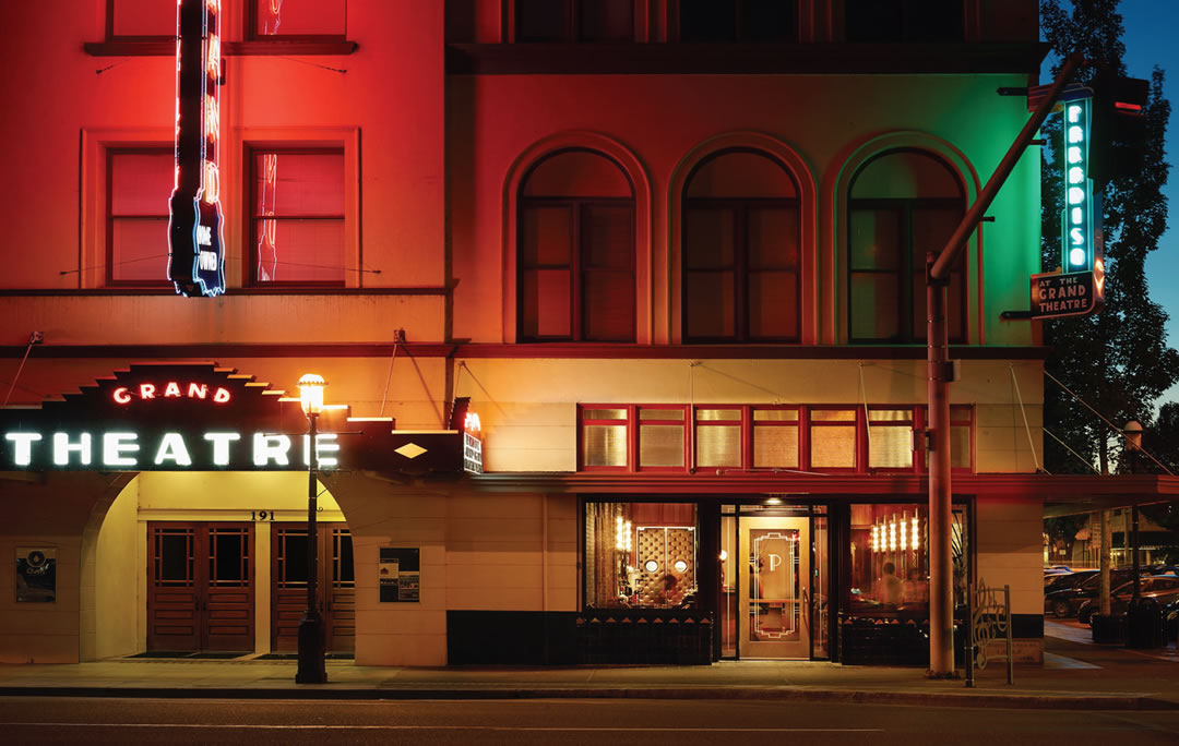 Salem Magazine: The Historic Grand Theatre