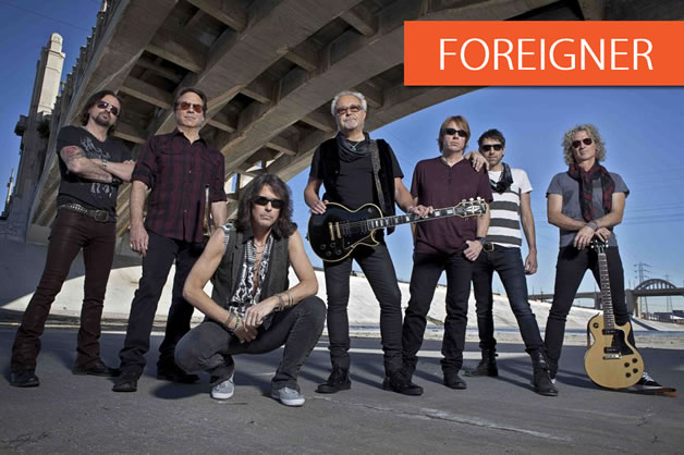Salem Magazine: Oregon State Fair: Foreigner