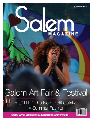 Salem Magazine Summer 2018 | Click image to download PDF