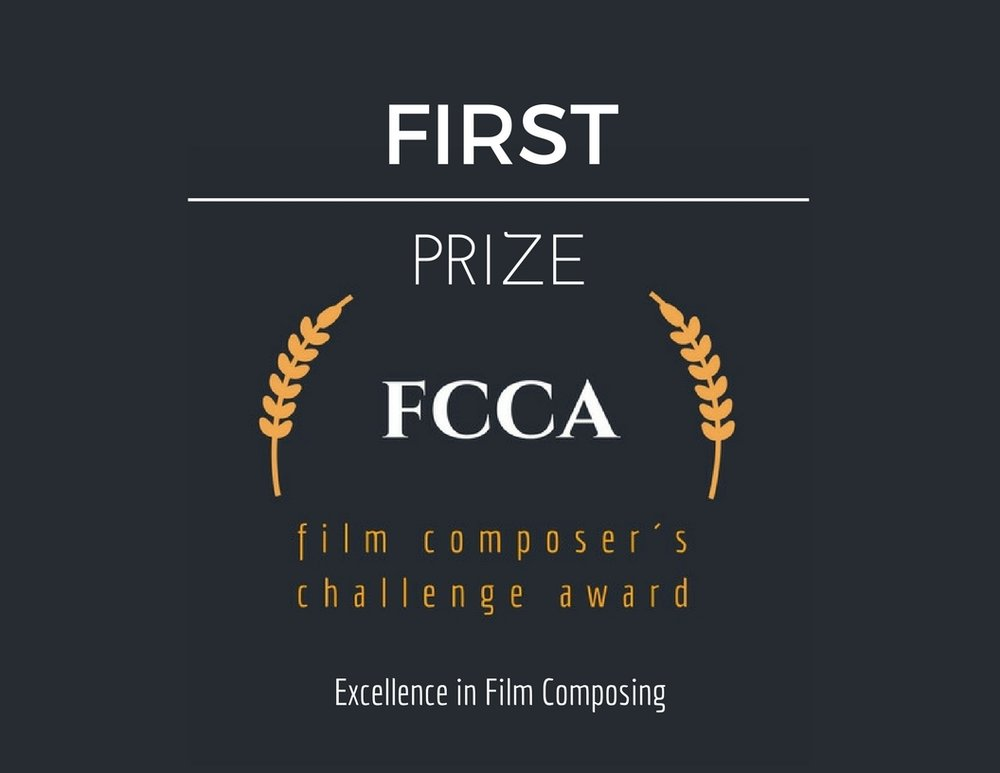 First Prize Excellence in Film Composing  Film composer's Challenge Award
