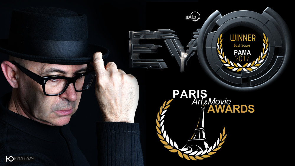 "EVO ""BEST SCORE"" PARIS ART AND MOVIE AWARDS"