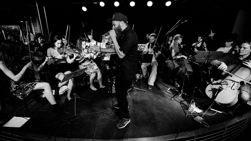 Rapaport w/ Pickpockets Orchestra