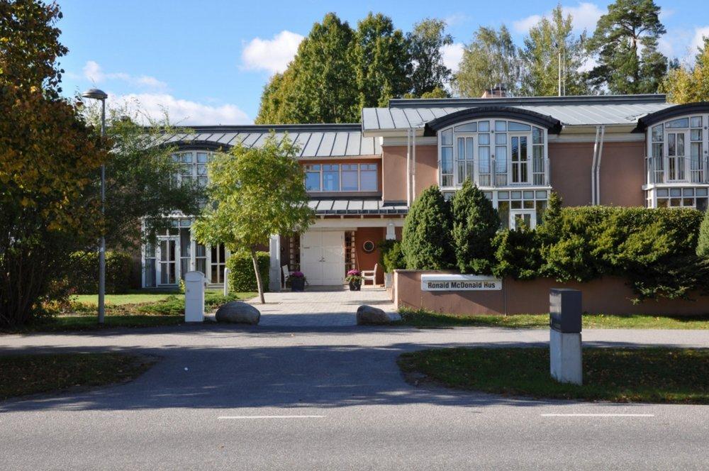 ronald macdonald hus