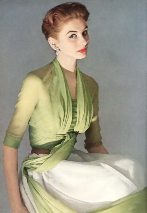 Dior spring 1952