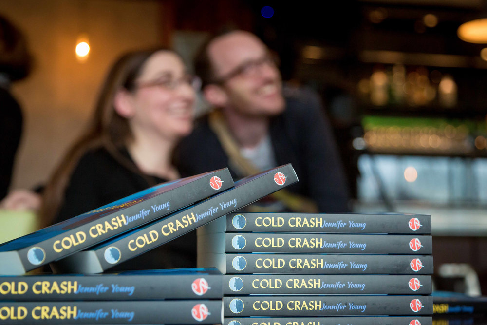 Jennifer Young Cold Crash book launch 084  15-11-2017.JPG