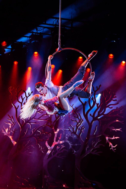 Cirque du Soleil 2018