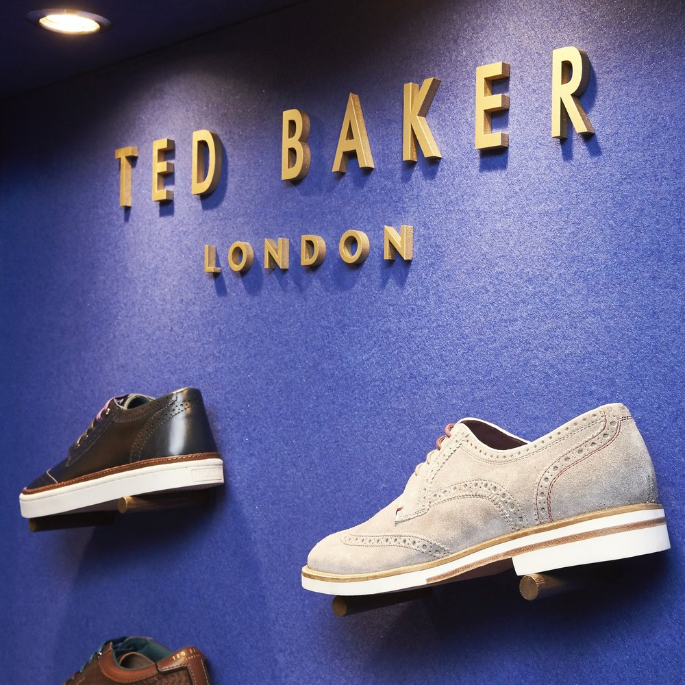 TED BAKER POP UP