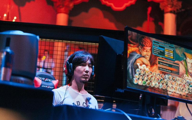 Street Fighter Champion, Daigo Umehara© Red Bull Content Pool
