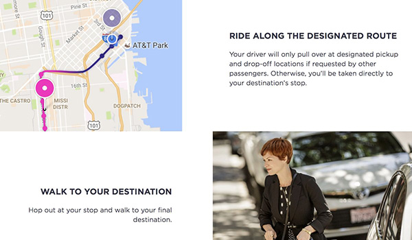 Lyft Invents the Bus