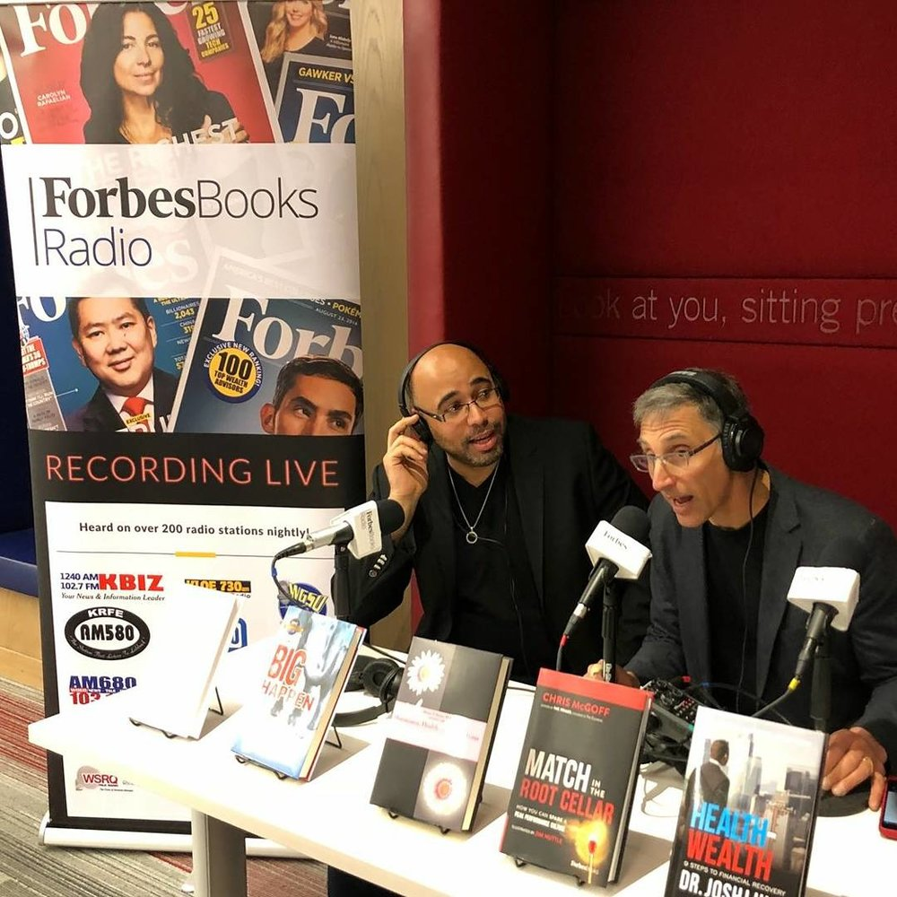 Forbes Books interviews our founder about Mudras, entrepreneurship and more