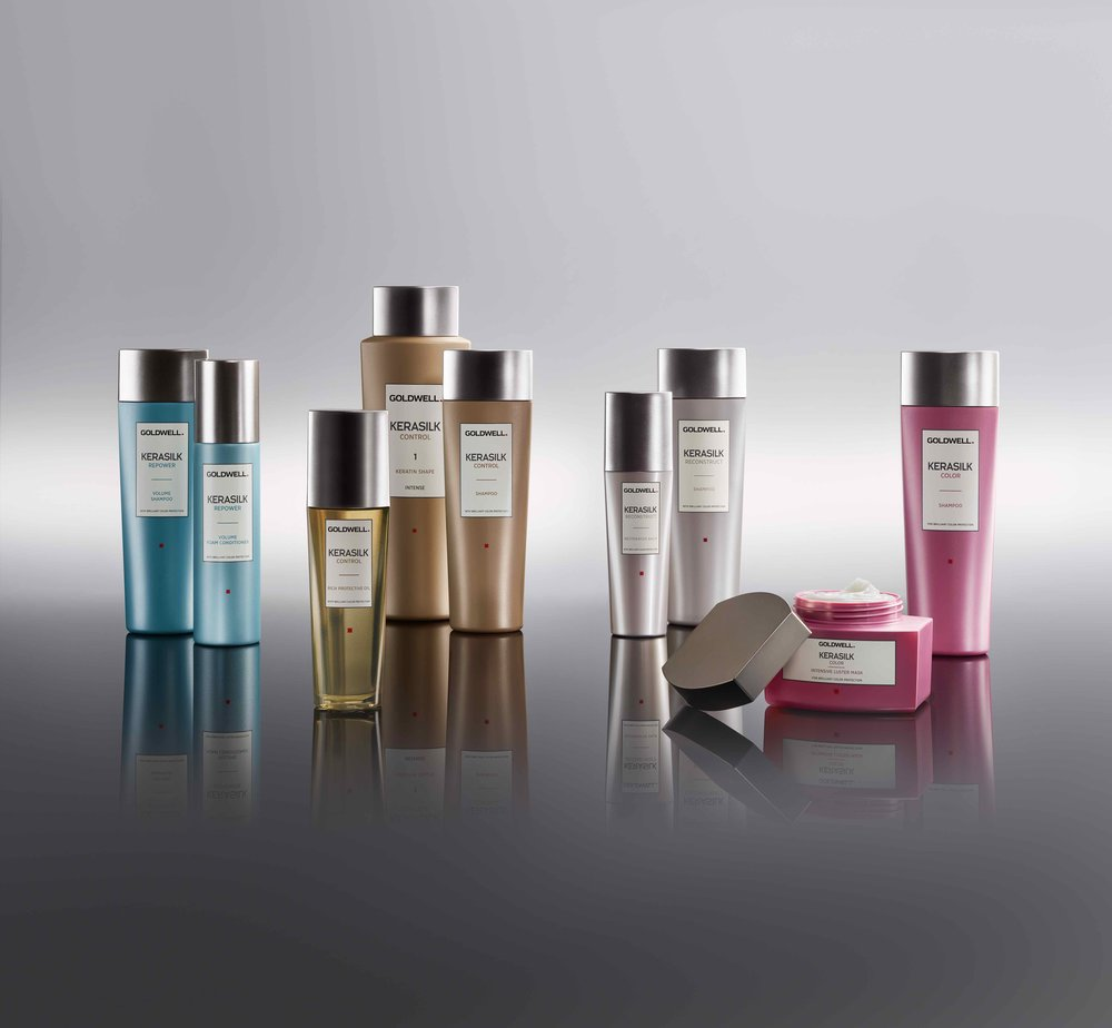 Kerasilk hair treatments in Clevedon at Price & Driscoll