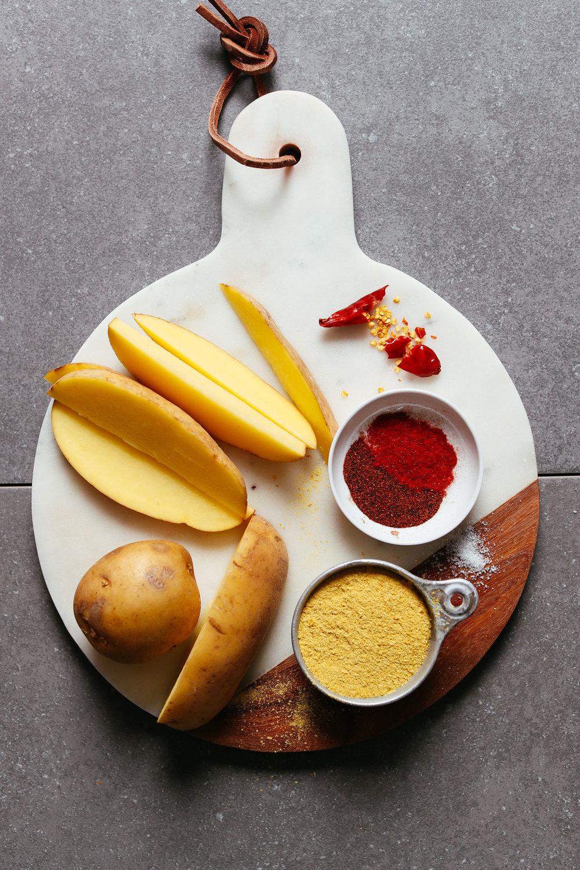 CRISPY-Baked-Oil-Free-Potato-Fries-with-Cheesy-Chili-seasoning-5-ingredients-crispy-tender-TASTY-vegan-glutenfree-plantbased-minimalistbaker.jpg