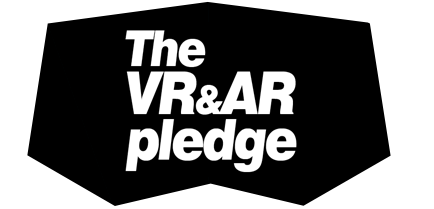The VR&AR Pledge