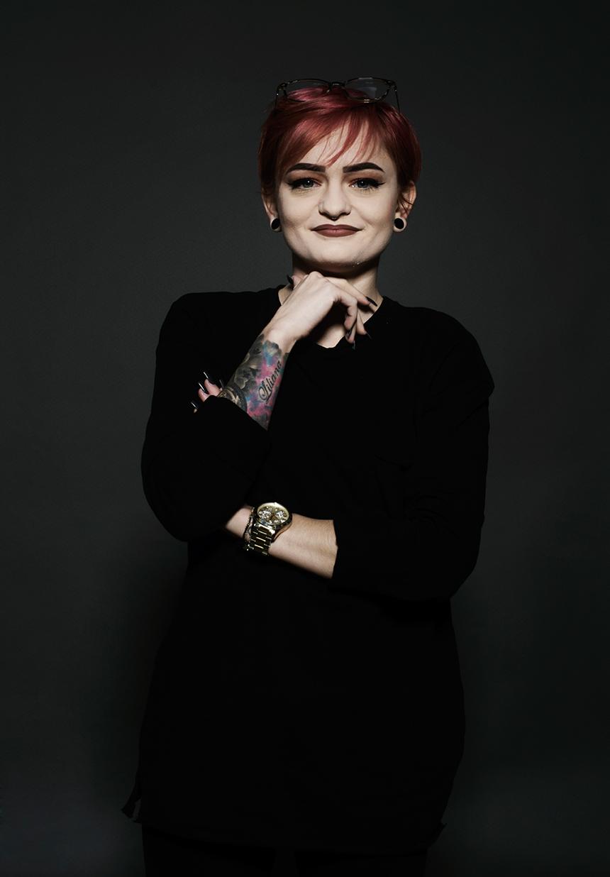 Chiara Hartmann - Stylist