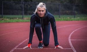 Zanna Van Dijk Running