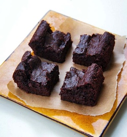 MM brownies