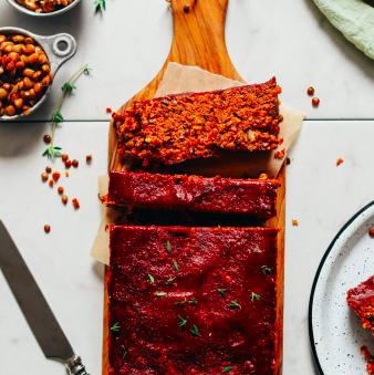 Minimalist Baker Meatloaf