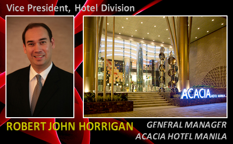 Vice-President - Hotel Division