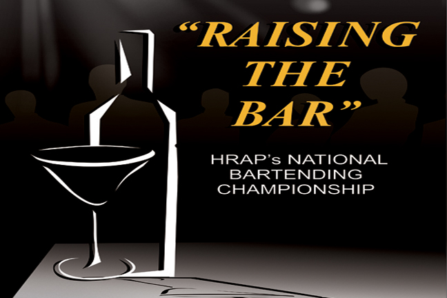 HRAP Hosted Bartending Competition - June 16, 2017