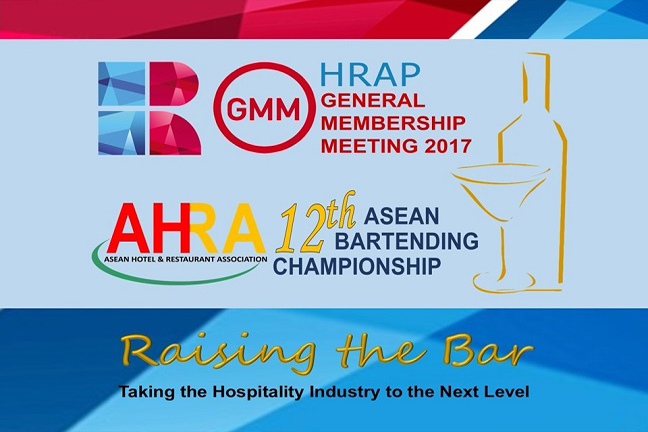 12th Asean Bartending Championship - September 29, 2017