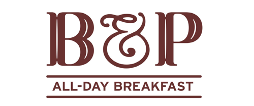 B & P ALL DAY BREAKFAST