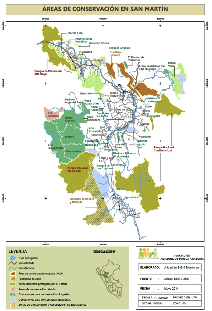 Blog — Andes Amazon Fund