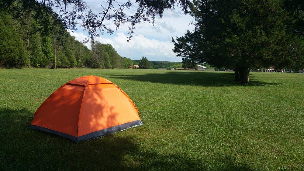 Camping Pavilion