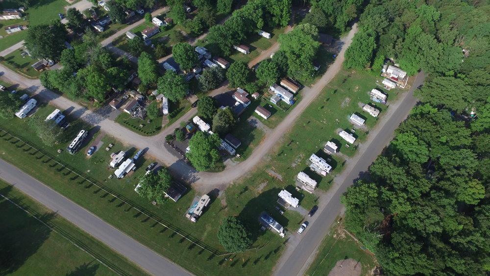 Campsites Wilderness Presidential Resort