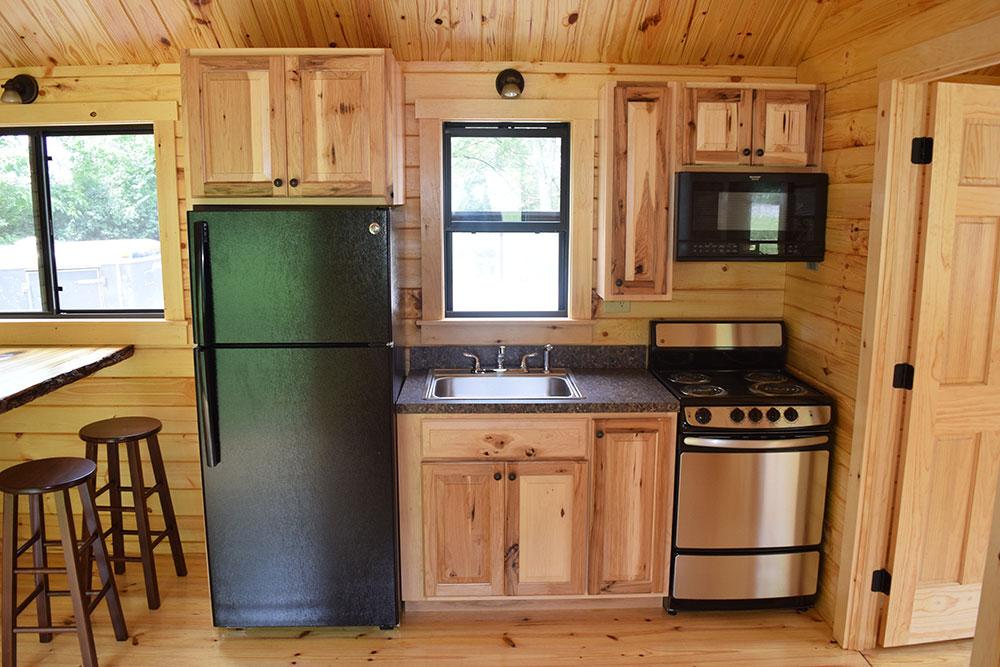 Lancaster kitchen interior