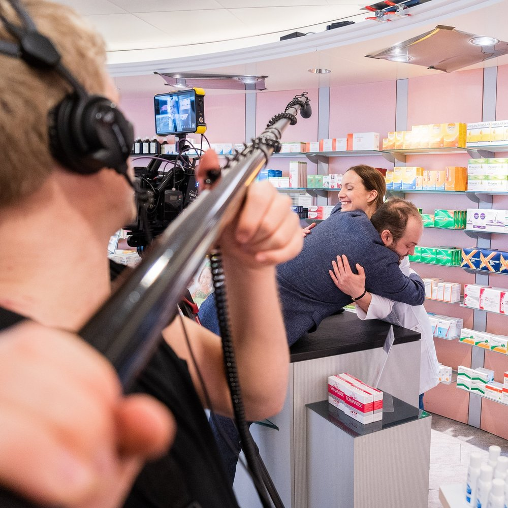 Because laughing is healthy! - PHARMASUISSE GOES FOR BRANDED ENTERTAINMENT