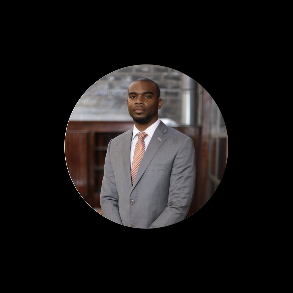 Director of Programs - Omar Roberts