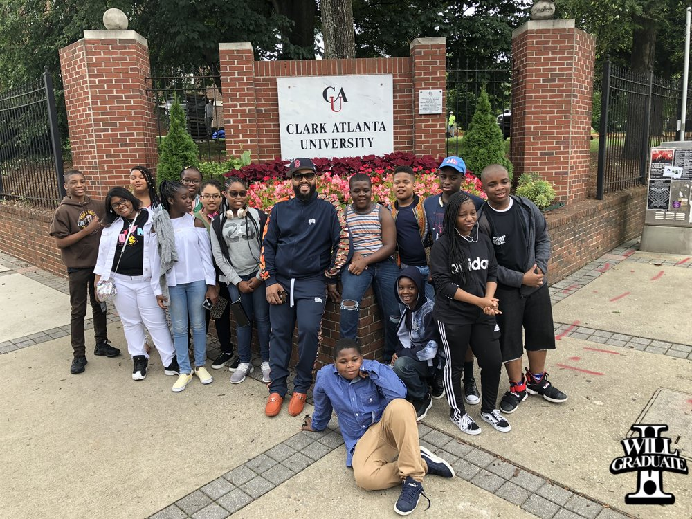 MS 35 Tours Clark Atlanta University