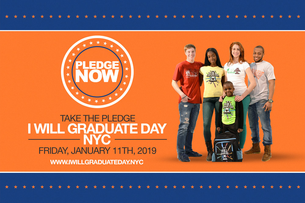 College Awareness Day Poster Campaign