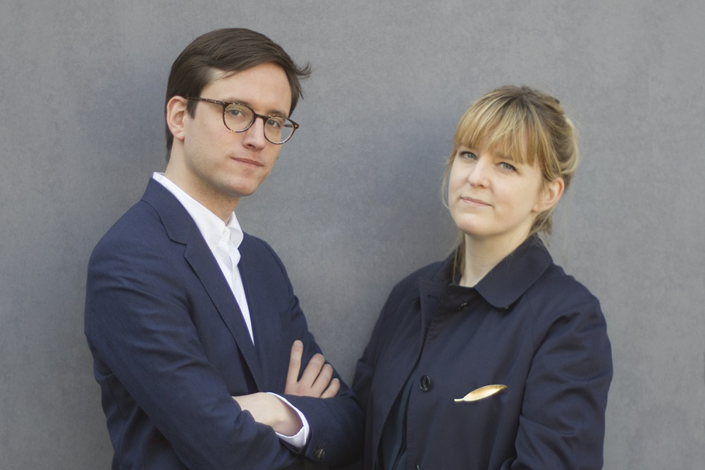 Louis-Philippe Van Eeckhoutte en Melanie Deboutte