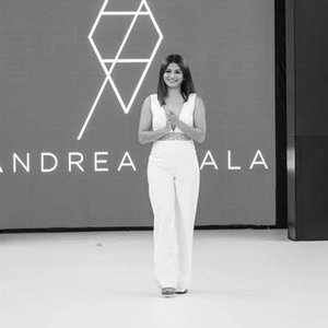 Andrea Ayala  The brand is known for its feminine and delicate pieces, made for the self-secure women who aren't afraid to look beautiful, and wear something different with class.  Facebook Page