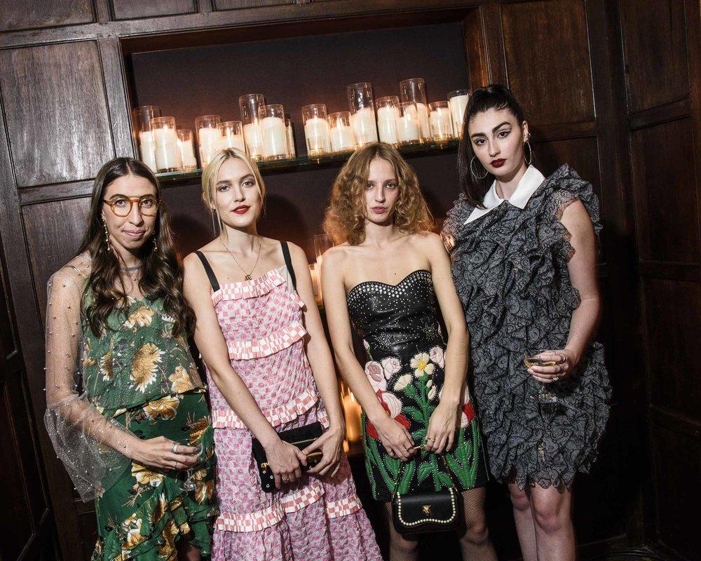 Vanity Fair Best Dressed List Party