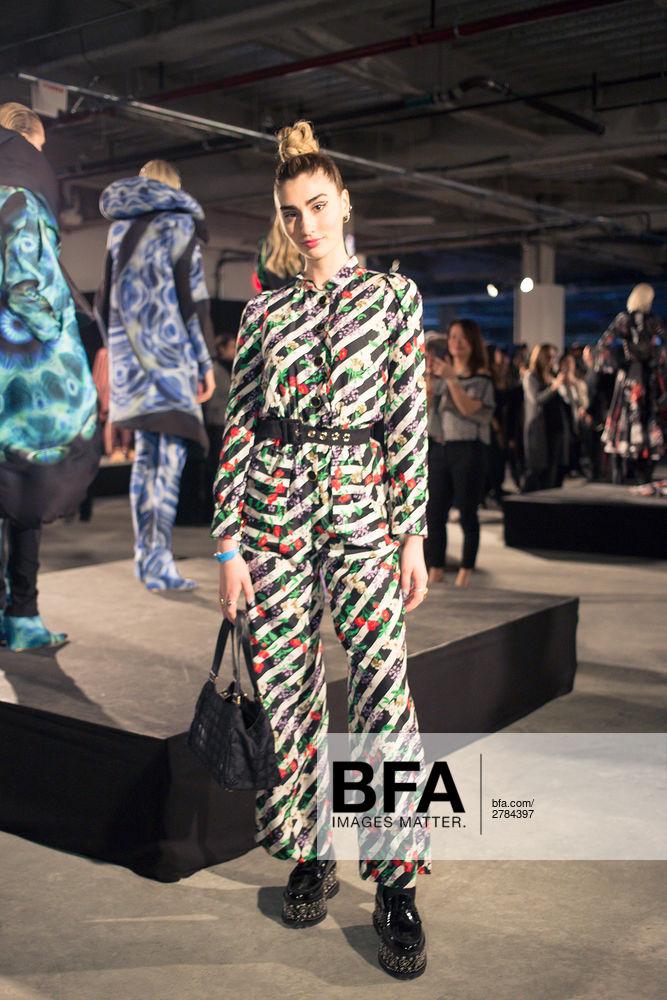 Epson Digital Couture F/W 18 Presentation
